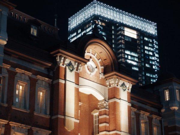 千代田区にある東京駅